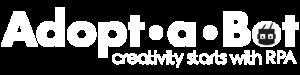 Logo Adopt•a•Bot